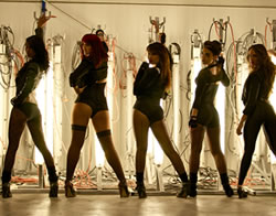 Rewind Girls Dance Crew